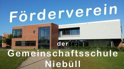 Logo des Fördervereins der Gemeinschaftsschule Niebüll