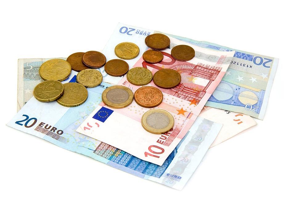 Geldscheine und Münzen Bild 2